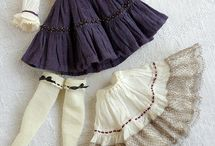 dress doll - vestidos de muñecas