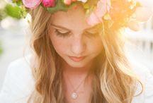 Fashionlab Accessoires: flower headbands