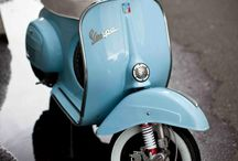 My Vespa Dream / Scooters