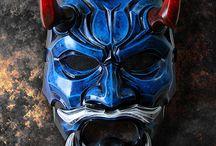 masques creations diverses