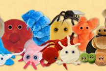 Why are GIANTmicrobes Germs So Much Fun?