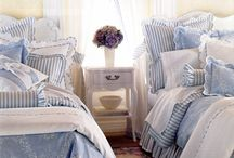 Shabby Chic Bedding and Decor