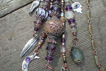 Talisman style jewellry