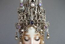 Interests - Dolls - Enchanted Dolls / Art dolls by Marina Bychkova / by Nicole Buxton