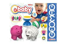 Geomag Gbaby / Gbaby is the line product for children until 3 years old