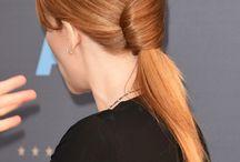 Cabelo: Penteados