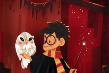 Harry Potter=life
