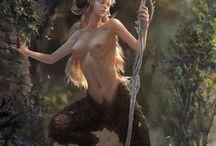 Satyr • Female
