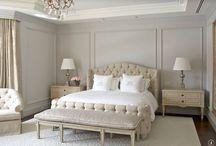 Grey Bedroom / by Caroline Simpson