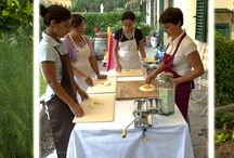 Cucina toscana / Cooking in Tuscany