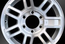 Hummer wheels / by RTW OEM Wheels