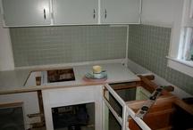 Kitchen Re-do Ponderings