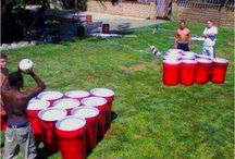 For friends beer pong  / by Martha Worley