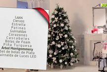 Navidad / Aquí tenéis todas las ideas que os presenta AKI para esta Navidad con la que estaréis a la última en la decoración de vuestro hogar.