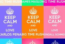 Big Time Rush ♥ / I love big time rush :)