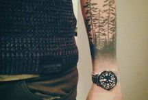 Bos tatoeages