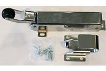 Walk-in Cooler & Freezer Parts / Replacement parts and hardware used on walk-in coolers and walk-in freezers.