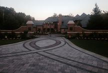 Paver Patio Projects / Contact Precision Corporation for all your paver patio needs!