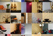 mywallart  turkey distributor samples / 3d wall panel