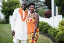 Ghanian Weddings / Ghanian Weddings | African Weddings | Multicultural Weddings | Real Weddings / by Munaluchi Bride Magazine