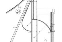 Details / Architectural details and construction drawings.