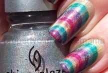 Manicure and Makeup / beauty ideas