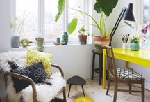 Skandinavian home design / Skandinavian home desing