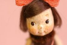 Dolls / by Laura Kass