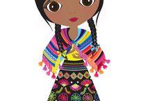 trajes tipicos bolivia