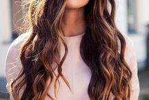 Tono cabello morena