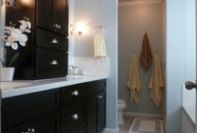Bathroom Remodel Ideas / by Rebecca Sprouse @ The Copper Brick Road