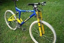 PZZ garage - bikes