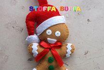 Stoffa Buffa / Le mie creazioni in feltro e pannolenci