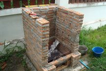 brick smoke house