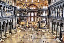 Aγία Σοφία...Κωνσταντινούπολη!!!