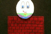 Preschool Ideas-What's in an Egg?