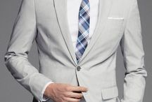 mens suited style