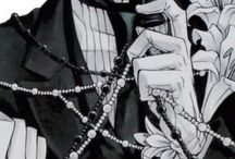Black butler / Stuff about black butler (actually, just Sebastian)