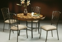 Dining Room Ideas / In the dining room the dining table is the focal point of the room.   / by Elizabeth Ray
