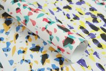 Wrapping Paper / Unique wrapping paper