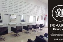 Cambio de look / Cambios de look, color, tinte, mechas y peinados. Ver ofertas en www.pravelapeluqueros.es
