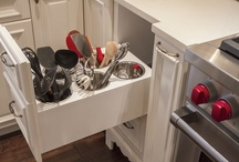 Organizing for the kitchen