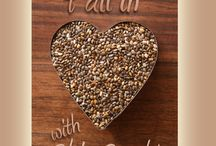 CHIA SEEDS / by Pat M