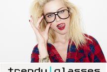 Attractive Trendy Glasses