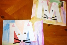 Letter activities / by Rainbo McGuire