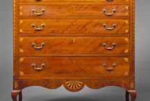FURNITURE - BEAUTIFUL  ANTIQUE / by Debbie Ostrowski Barton