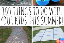 Kids Activities: Grade School / Fun stuff to do with an elementary aged kid.