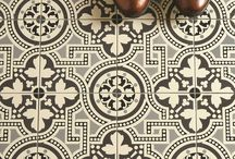 Flooring. Tiles