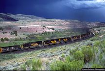 Train - DRWG - Denver & Rio Grande Western Railroad