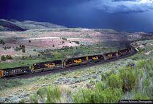 Train - DRWG - Denver & Rio Grande Western Railroad